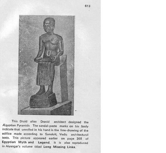 Egyptian Brahmin Two