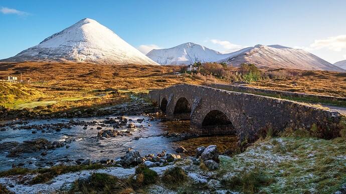 Sligachan,Scotland