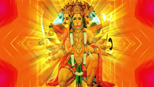 The Ahiravan Story and How hanuman saves Lord Rama - Panchmukhi Hanuman