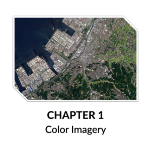 Satellite Maps Color Imagery