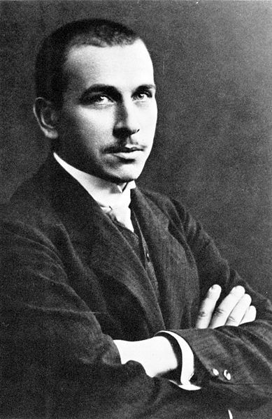 Alfred Wegener (1910) - Bildarchiv Foto Marburg / wikimedia