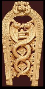naga sculpture