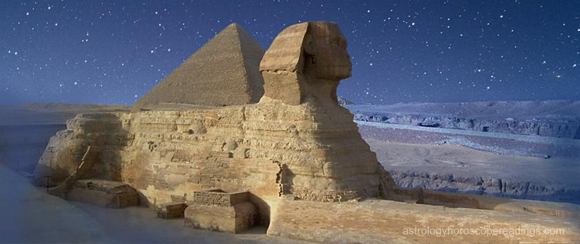 The Sphinx has been dated to at least 10,700 BC. Illustration, copyright 2012, Roman Oleh Yaworsky