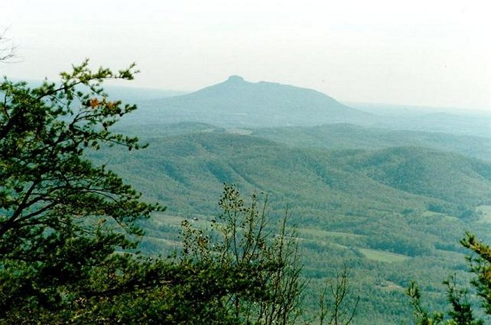 Pilot Mountain Is Home To A Mysterious Underground Civilization - Cherokee Legend Tells