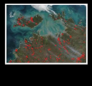 Humanitarian Satellite Maps