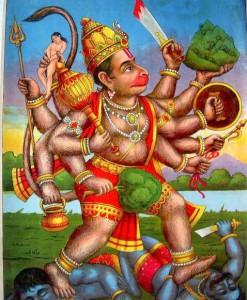 The Ahiravan Story and How hanuman saves Lord Rama