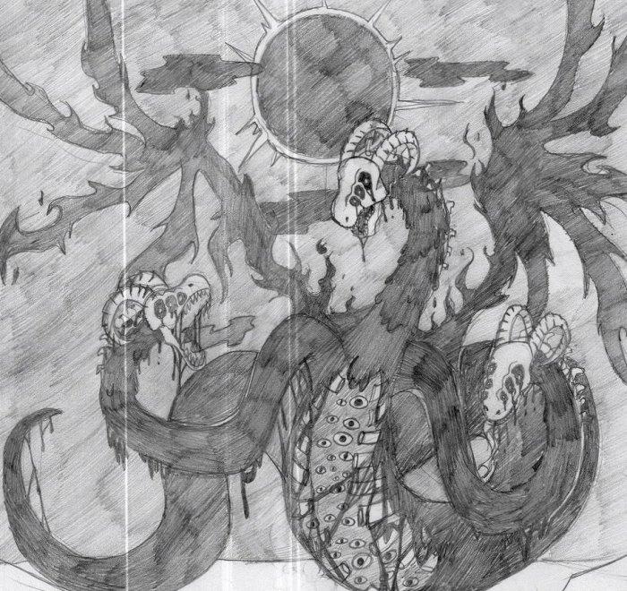 corupted_dragon___azi_dahaka_by_kuronneko-d6qfr61